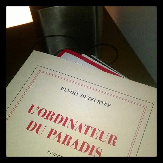 Roman: L'ordinateur du paradis en pdf de Benoit Duteurtre 1