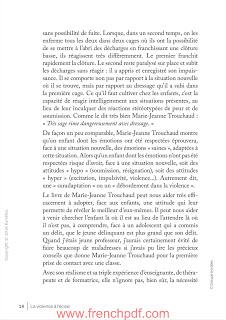 La Violence À L'école par Marie-Jeanne Trouchaud PDF Gratuit 3