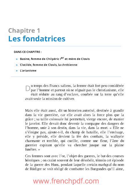 Les Reines De France Pour Les Nuls PDF Gratuit 1