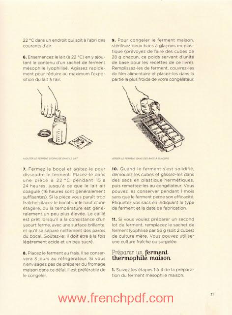 Fromages Maison Livre PDF Toutes le techniques et les recettes pour réaliser chez soi 3