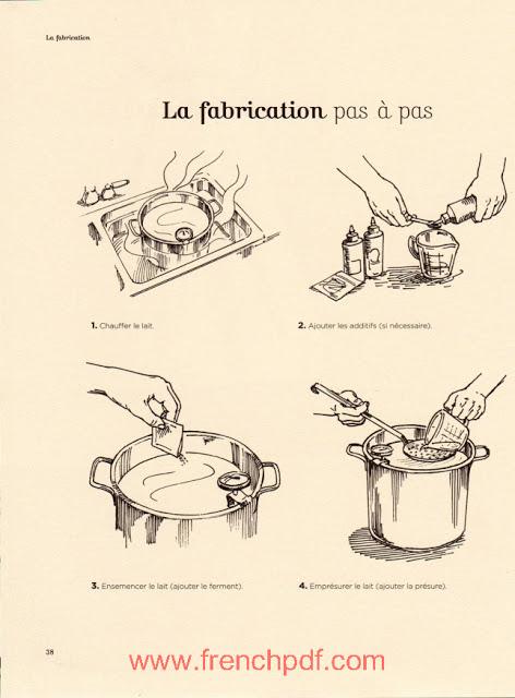 Fromages Maison Livre PDF Toutes le techniques et les recettes pour réaliser chez soi 5