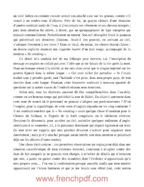 Roman: L'ordinateur du paradis en pdf de Benoit Duteurtre 2