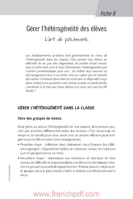 Aider les élèves en difficulté par Sandrine Maury PDF Gratuit 4