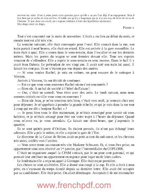 Un amour impossible en PDF de Christine Angot 2