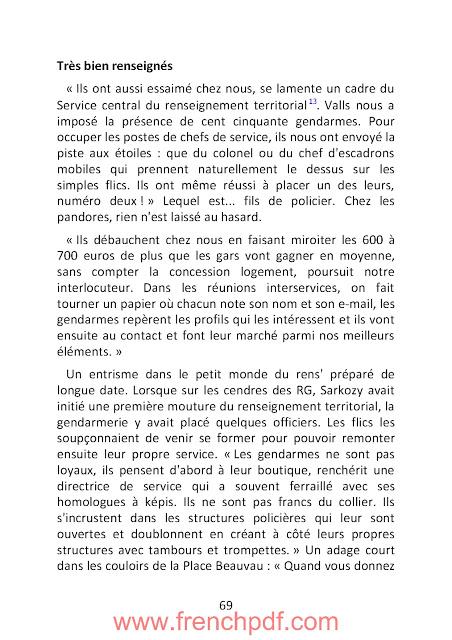 [PDF] Bienvenue Place Beauvau: Le Secrets Inavouables d'un Quinquennant Gratuit 4