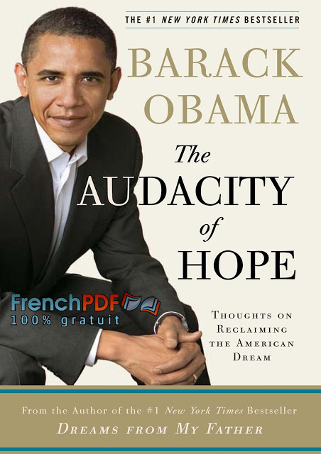 The Audacity of Hope by Barack Obama PDF for Free 1