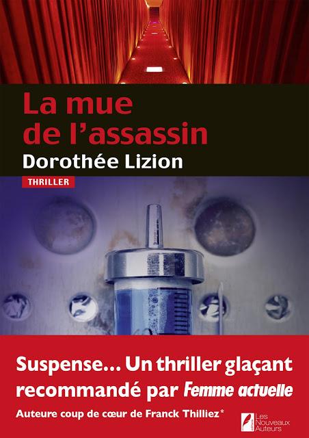 La mue de l'assassin de Dorothee Lizion 1