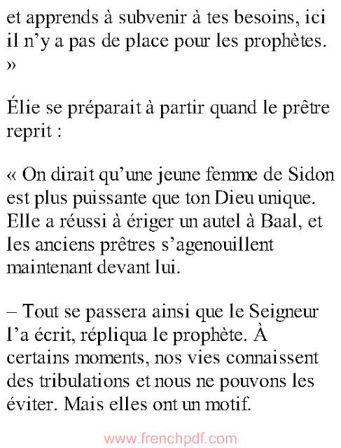 Roman: La Cinquième Montagne par Paulo Coelho PDF Gratuit 4