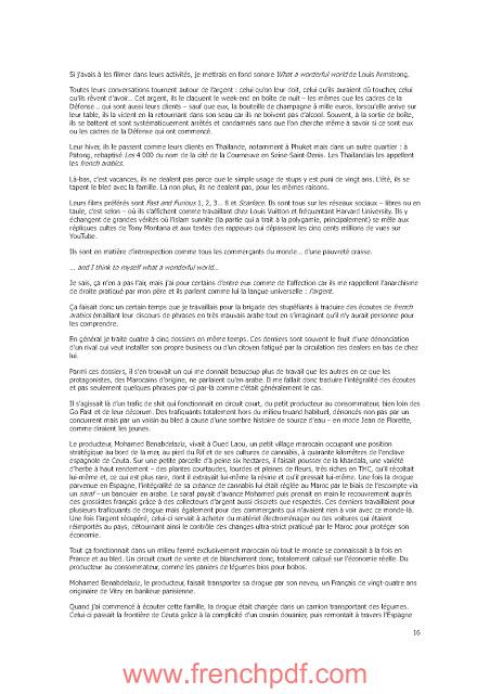 Roman PDF La Daronne de Hannelore Cayre 1