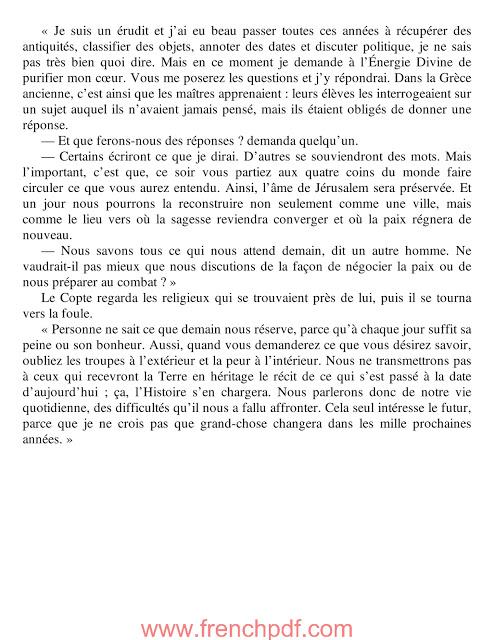 Le Manuscrit Retrouvé par Paulo Coelho PDF Gratuit 2