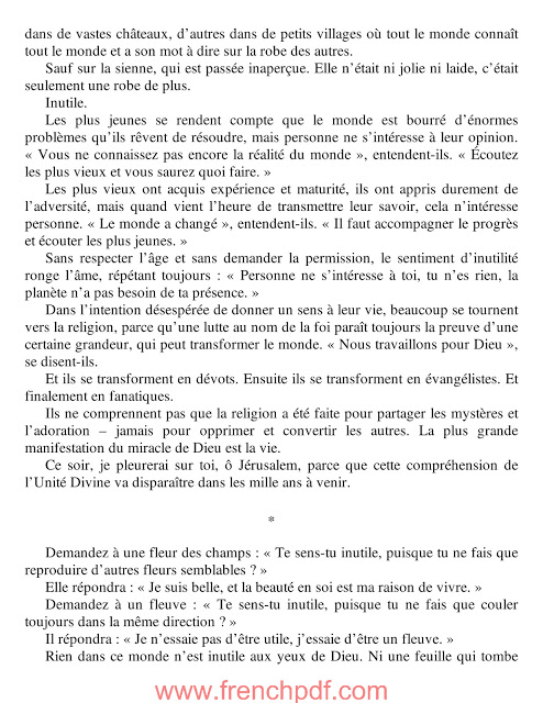 Le Manuscrit Retrouvé par Paulo Coelho PDF Gratuit 3