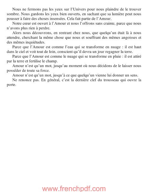 Le Manuscrit Retrouvé par Paulo Coelho PDF Gratuit 5