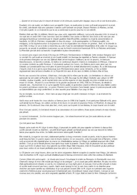Roman PDF La Daronne de Hannelore Cayre 4