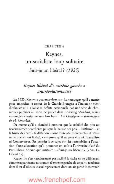 Penser tout haut l'économie avec Keynes PDF Gratuit 6