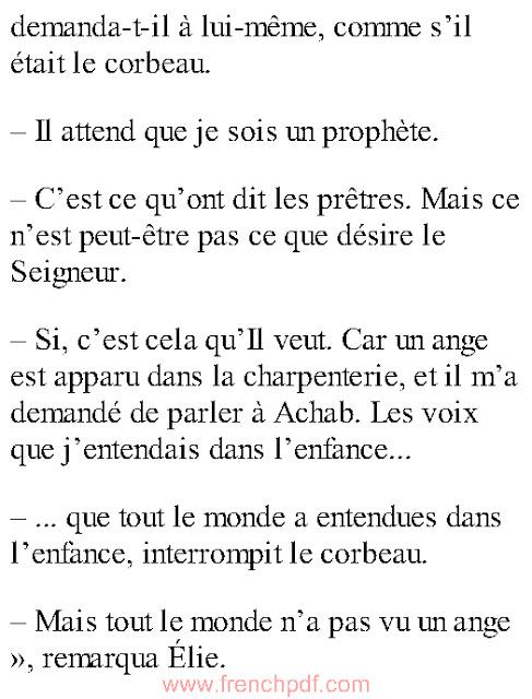 Roman: La Cinquième Montagne par Paulo Coelho PDF Gratuit 5