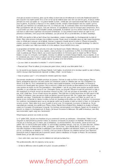 Roman: Deuxième mi-temps de Pierre Ménès 2
