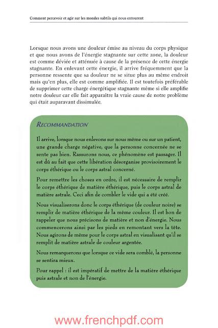Comment percevoir et agir sur les mondes subtils PDF Gratuit 6