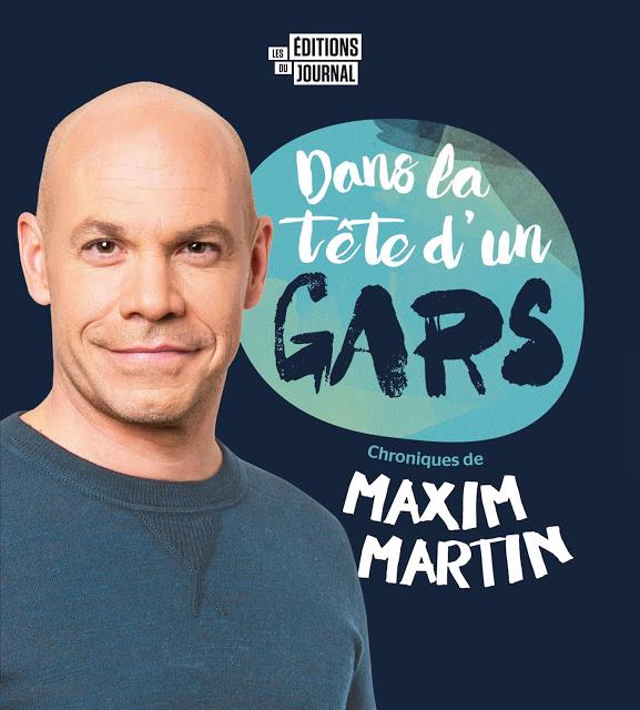 Dans la tête d'un gars de Maxim Martin (2017) PDF Gratuit 1
