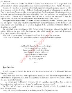 Roman: La Fille de papier en PDF de Guillaume Musso 3