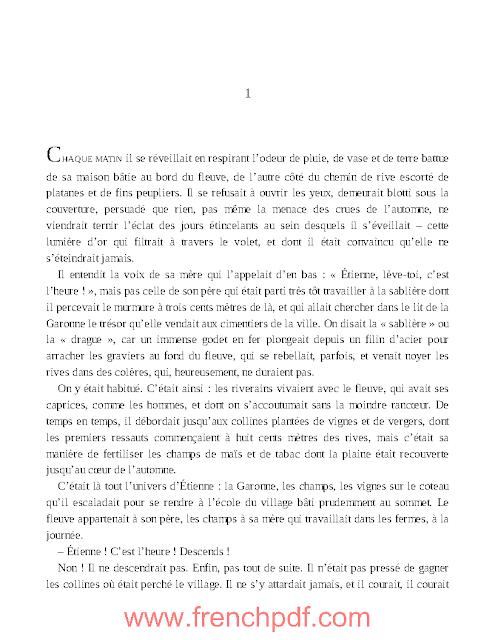 Nos si beaux rêves de jeunesse en PDF de Christian Signol 2