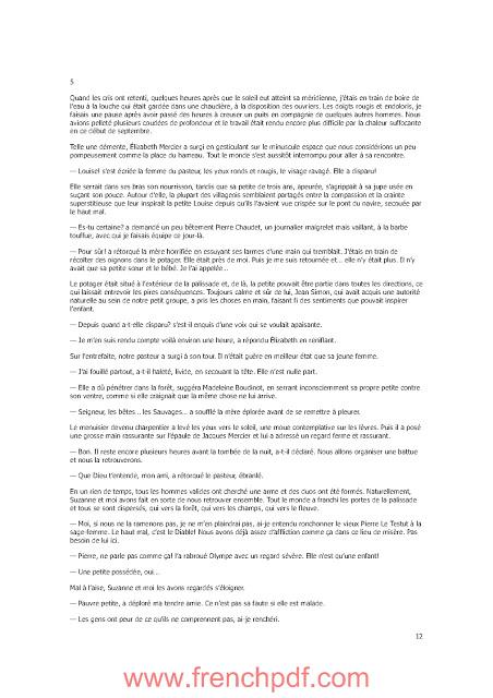 Roman: Demonica de Hervé Gagnon PDF Gratuit 2