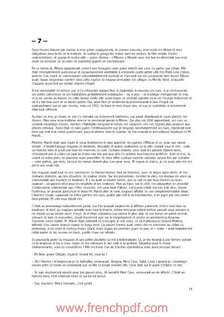 Roman Josh en pdf par Alexis Arend 3