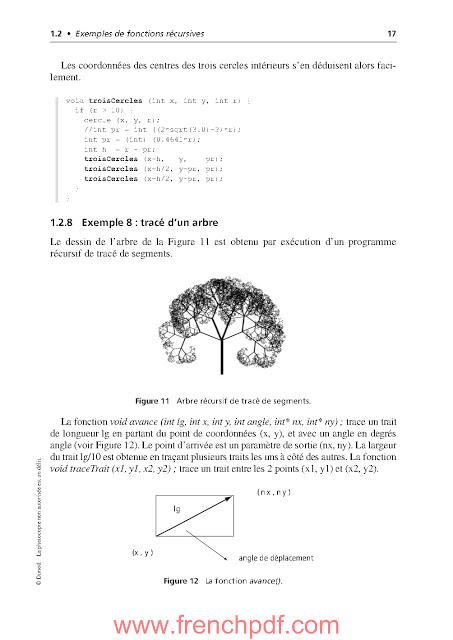 Algorithmes et structures de données génériques de Michel Divay PDF Gratuit 4