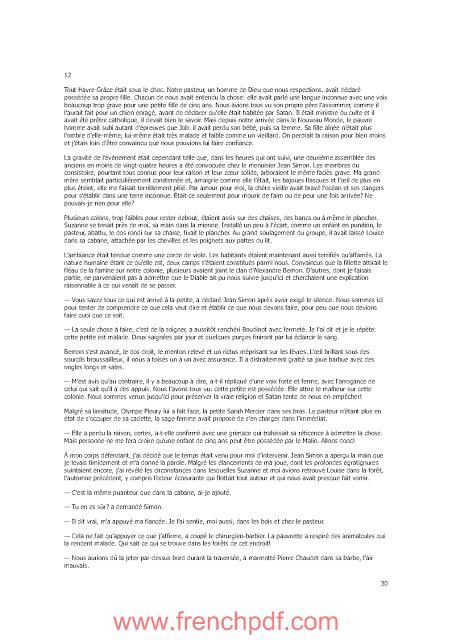 Roman: Demonica de Hervé Gagnon PDF Gratuit 4