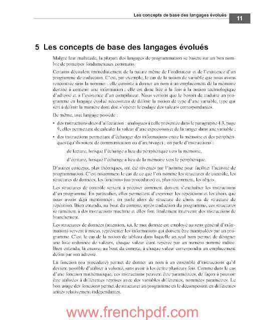 S'initier à la programmation PDF de Gratuit 3