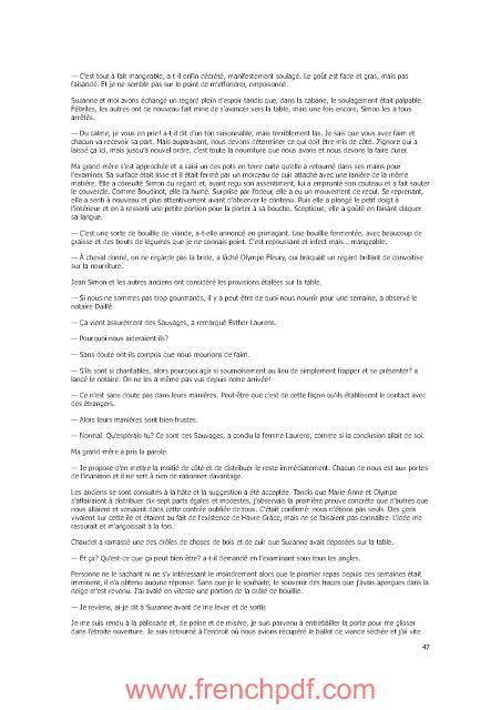Roman: Demonica de Hervé Gagnon PDF Gratuit 5