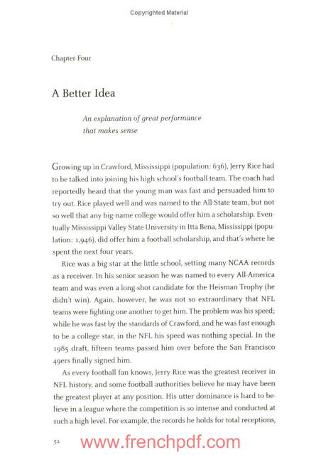 Talent is Overrated de Geoff Colvin (préféré de Donald Trump) PDF Gratuit 4