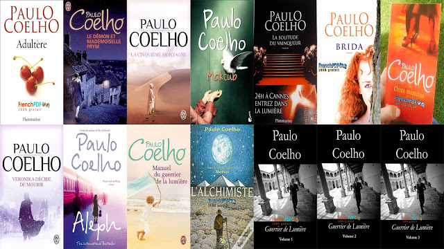 Collection de Paulo Coelho (14 romans) 1