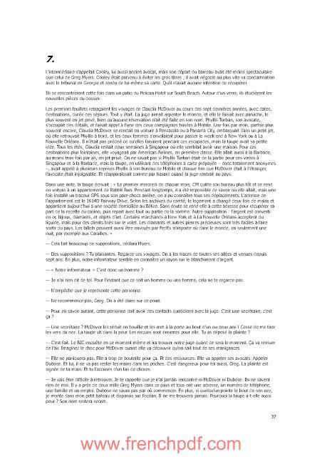 Roman: L'informateur de John Grisham PDF Gratuit 4