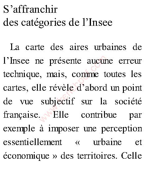 La France Périphérique, Comment on a sacrifié les classes populaires de Christophe Guilluy 4