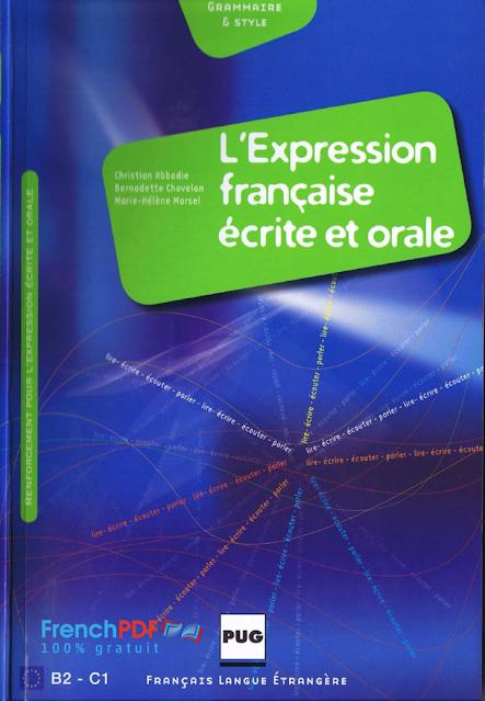 L'expression française écrite et orale 2