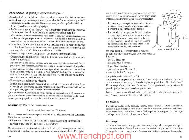 Vivre la Communication PDF de Colette Bizourad 2
