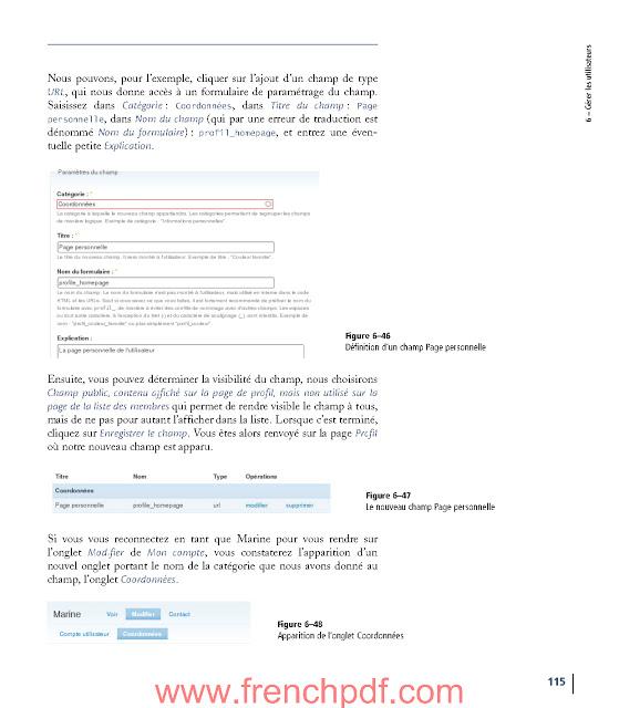 Concevoir et déployer ses sites web avec Drupal 4