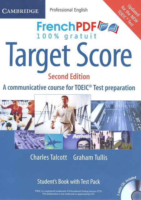 Cambridge Target Score for TOEIC : The Student's Book PDF for Free 1