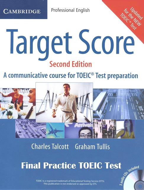 Cambridge Target Score for TOEIC : The Test book PDF for FREE 1