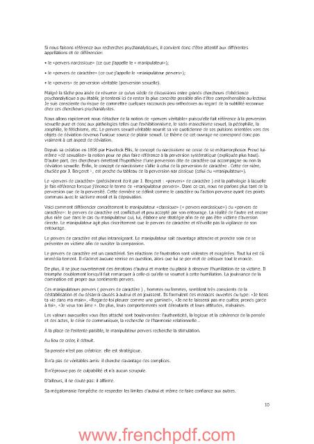 Les manipulateurs et l'amour de Isabelle Nazare-aga 4