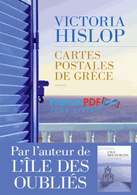 Cartes postales de Grèce de Victoria Hislop 1