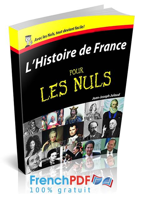 L Histoire De France Pour Les Nuls En Pdf