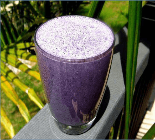 Berry Power Shake aux baies 1