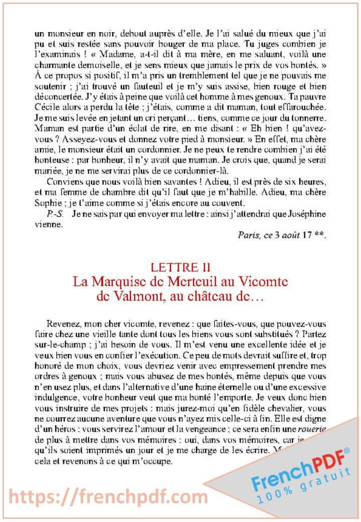 Dangerous Liaisons Pierre Choderlos De Laclos Pdf