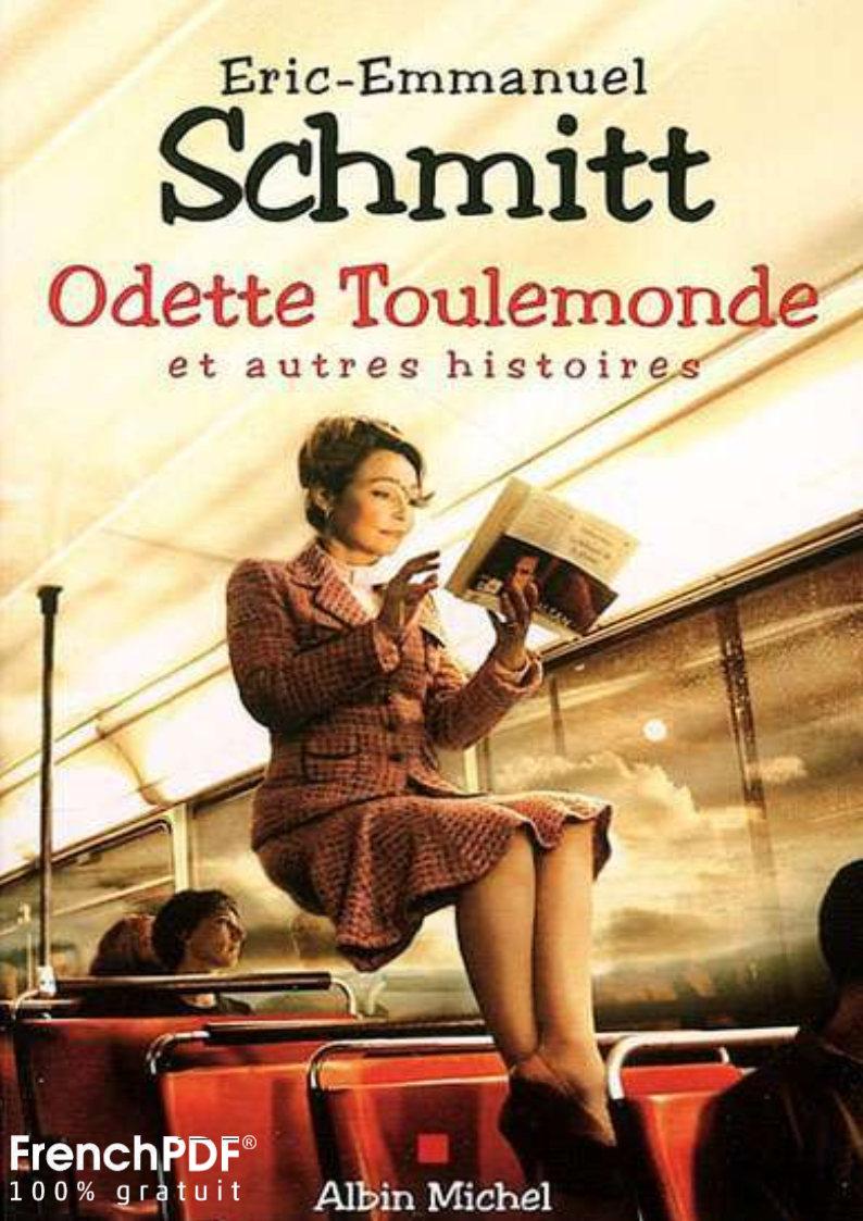Odette Toulemonde et autres histoires, Éric-Emmanuel Schmitt 1