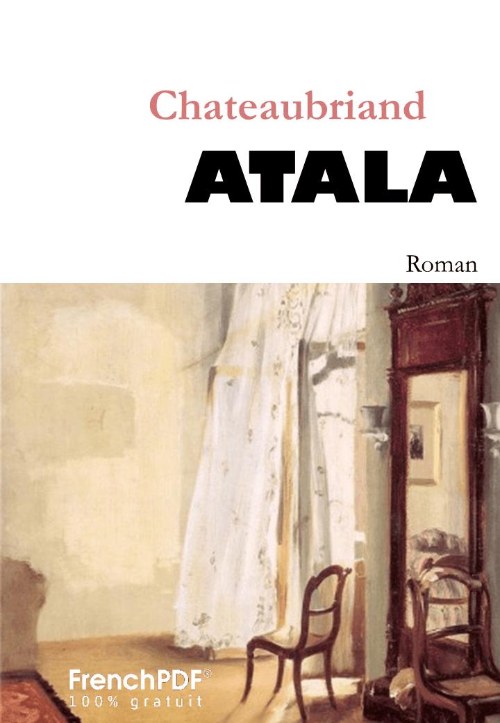 Roman ATALA PDF de Chateaubriand 1