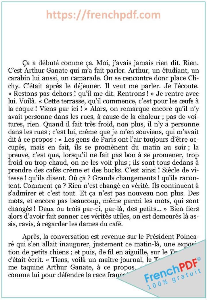 Voyage au bout de la nuit PDF de Louis-Ferdinand Céline 2