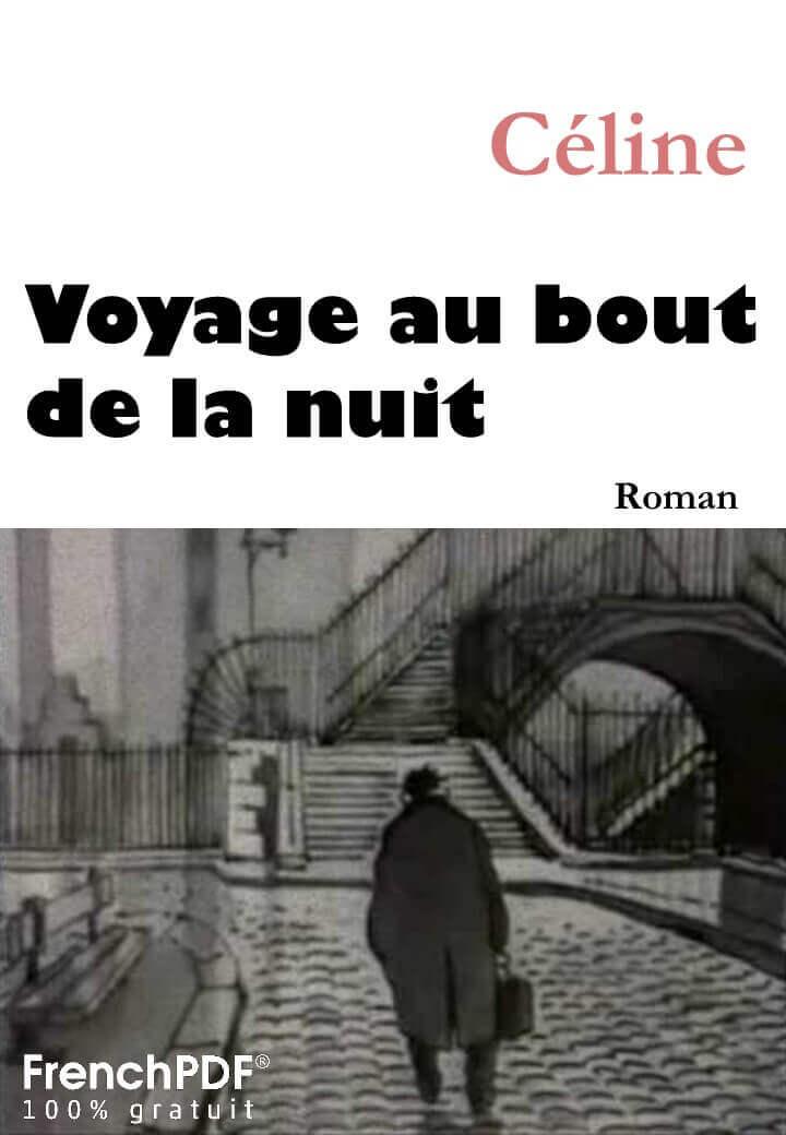 Voyage au bout de la nuit PDF de Louis-Ferdinand Céline