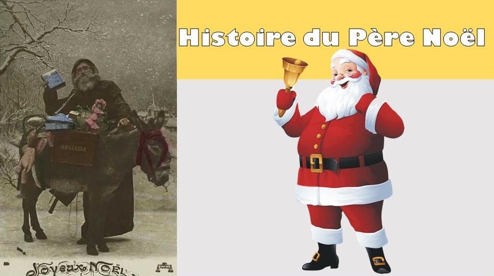 Histoire du Père Noël ??? 1
