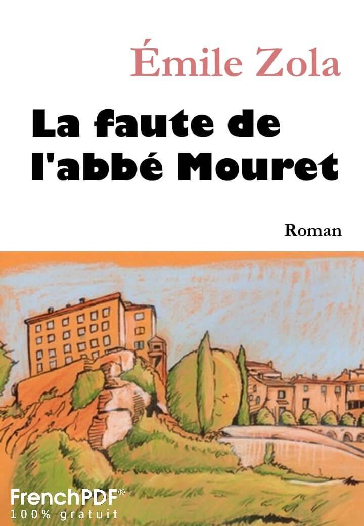 La Faute de l'abbé Mouret PDF d'Émile Zola